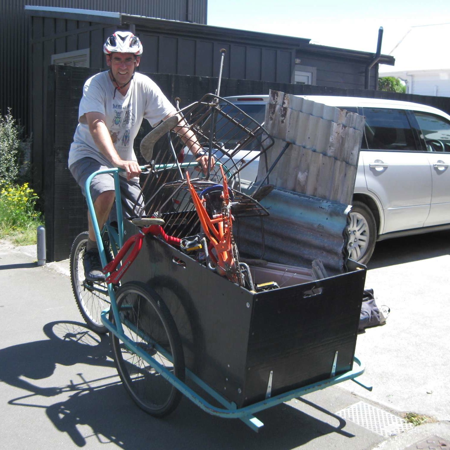 Christchurch Otautahi Cargo Bike Annual Rally (CHOCBAR)