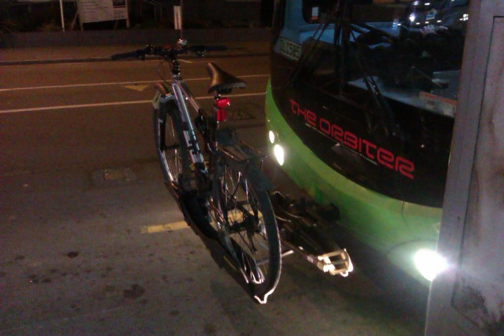 Bikes on Buses
