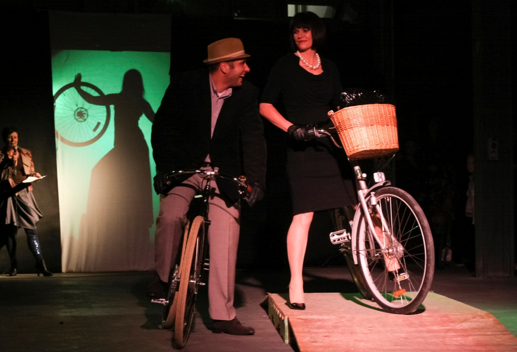 Cycle Runway – Tue Sept 11th
