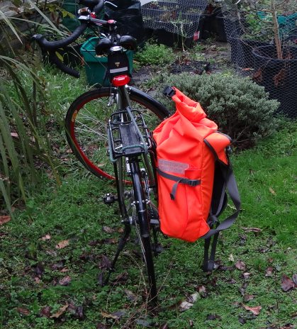 Pannier/backpack