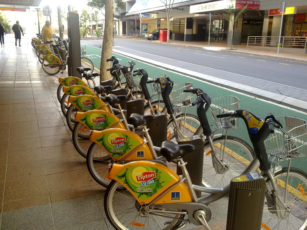 Flashback Friday: Public Bikes for Christchurch?