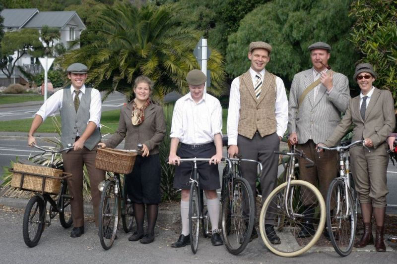 Chch Tweed Ride – Sat 29th Sep