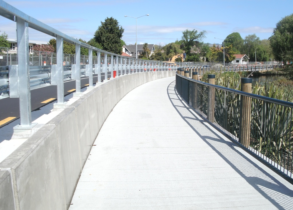 First Look: Fitzgerald Ave Pathway