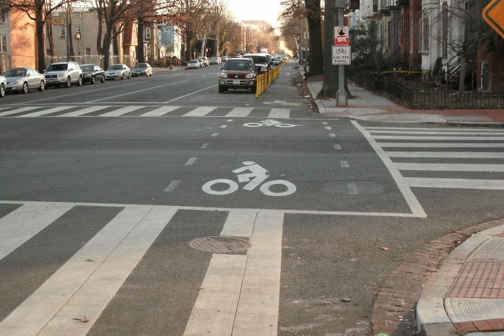 Some Bike Ideas from Washington DC