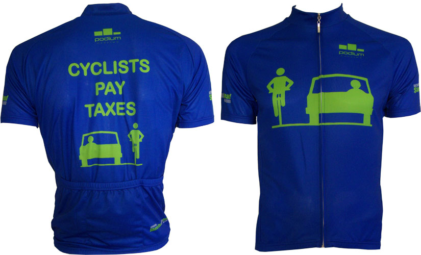 Flashback Friday – Mythbusting: Cyclists don't Pay
