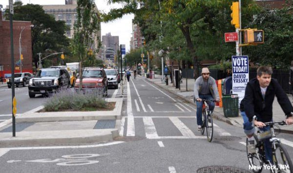 Separated Bikeways – More Good Evidence