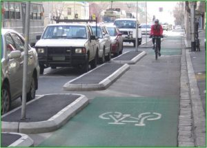 Separated Bikeways...