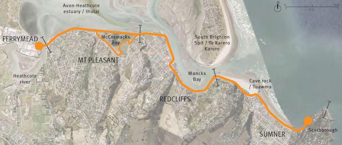 Flashback Friday: Christchurch Coastal Pathway – Draft Concept Plan