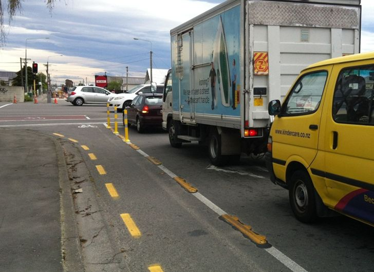 Flashback Friday: Cycle Lane Separators Revisited