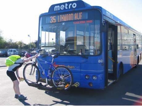 Bikes on Buses: Latest Stats