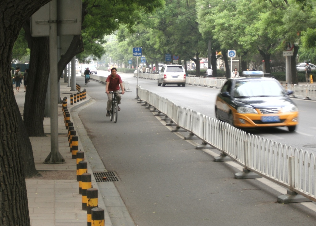 Flashback Friday: Cycling in Beijing