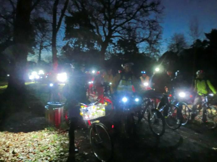 Sun 21 June – the 2020 Winter Solstice Ride is on!