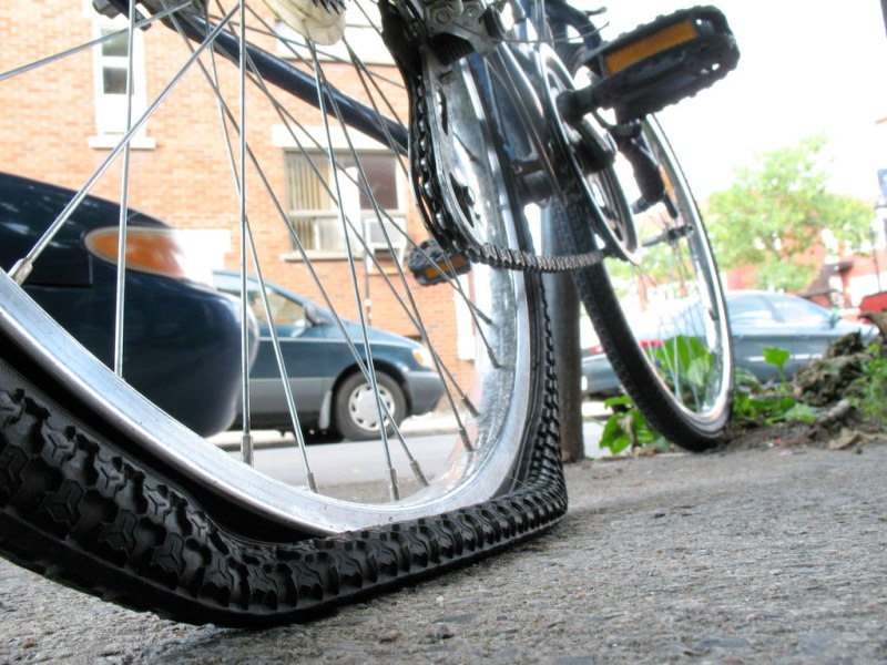Handy Tips: Beating the Punctures