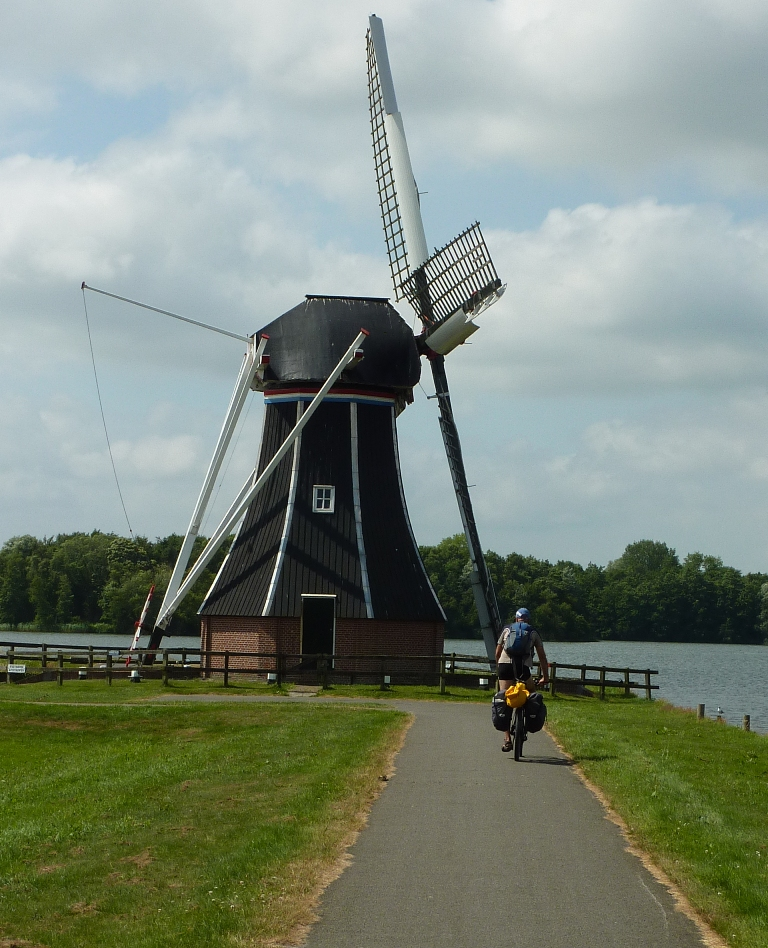 Flashback Friday: Cycling in the Netherlands