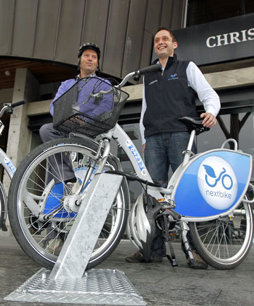 Flashback Friday: Bike Share Plan coming to Chch