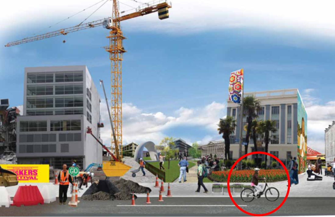 What if… We built a cycle-friendly Christchurch? Wed 28th Aug