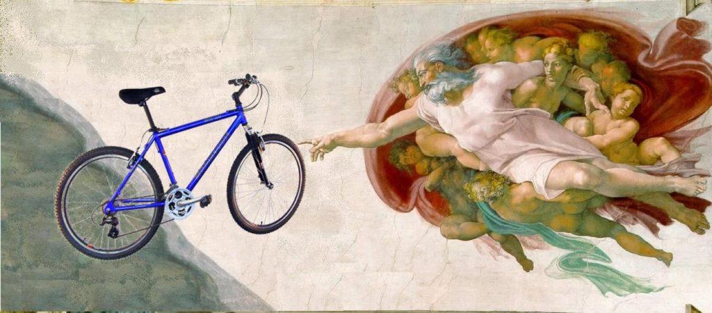 PROSACC creation of bike