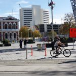 Flashback Friday: A Ride around Town – The Old and the New