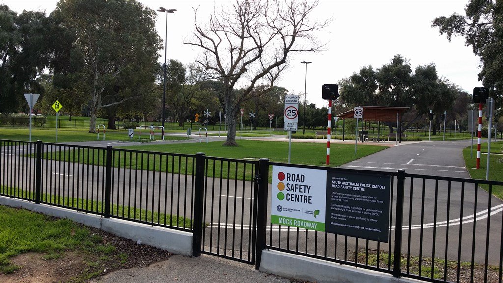 Adelaide Cycle Training Park