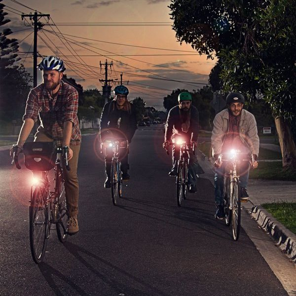 Are bike lights becoming too bright?