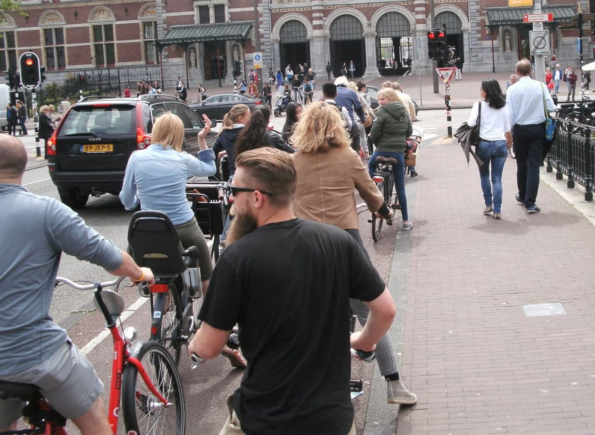 Cycling in Amsterdam – does it live up to the hype?