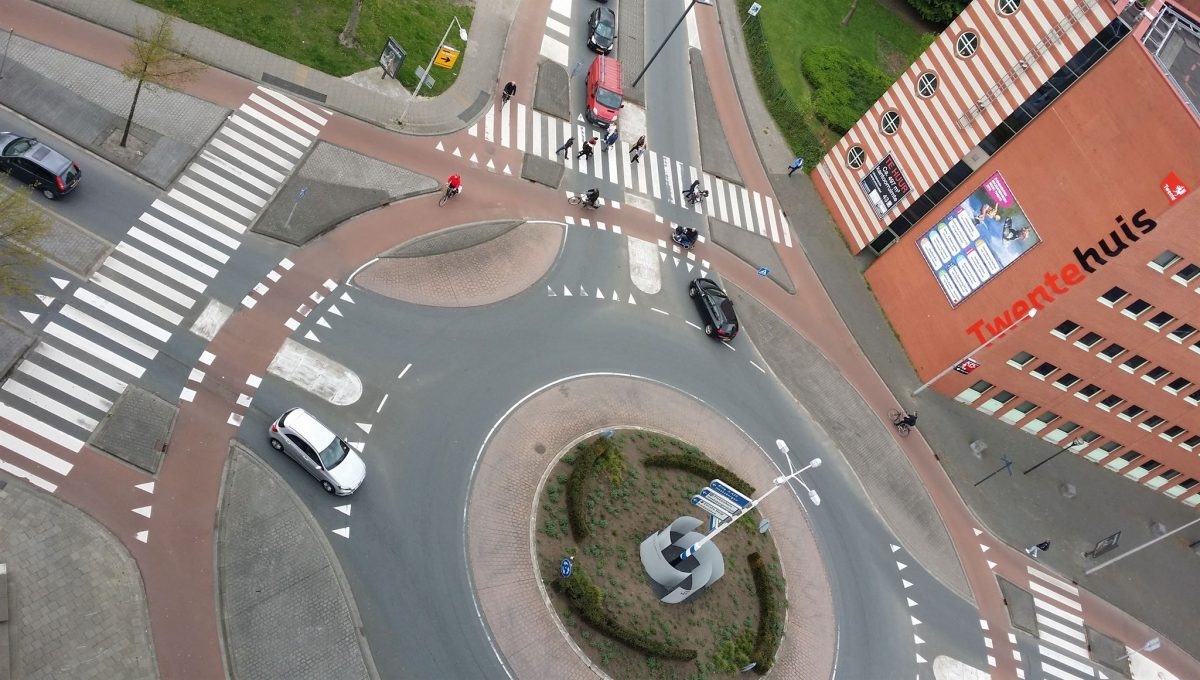 Enschede – a pioneer for cycling