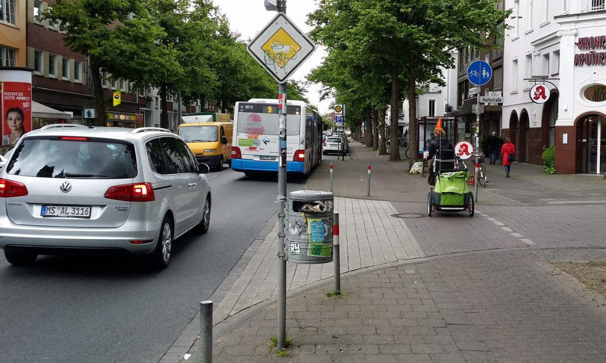 Münster – Germany does Cycling too