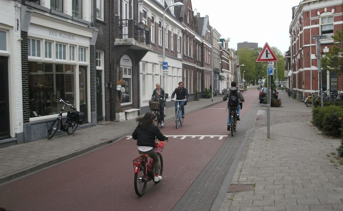 Groningen and Zwolle – the best for cycling?