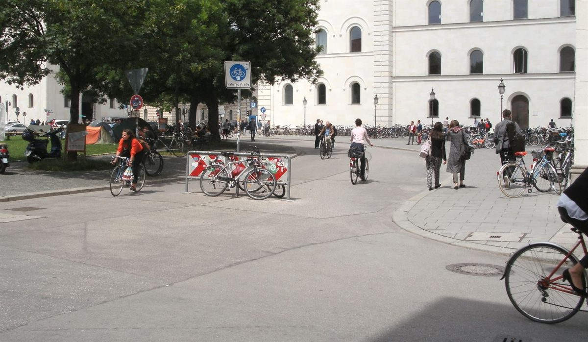 Munich: Cycling for a Big City