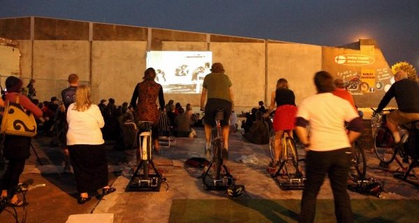 Cycle Powered Cinema is back