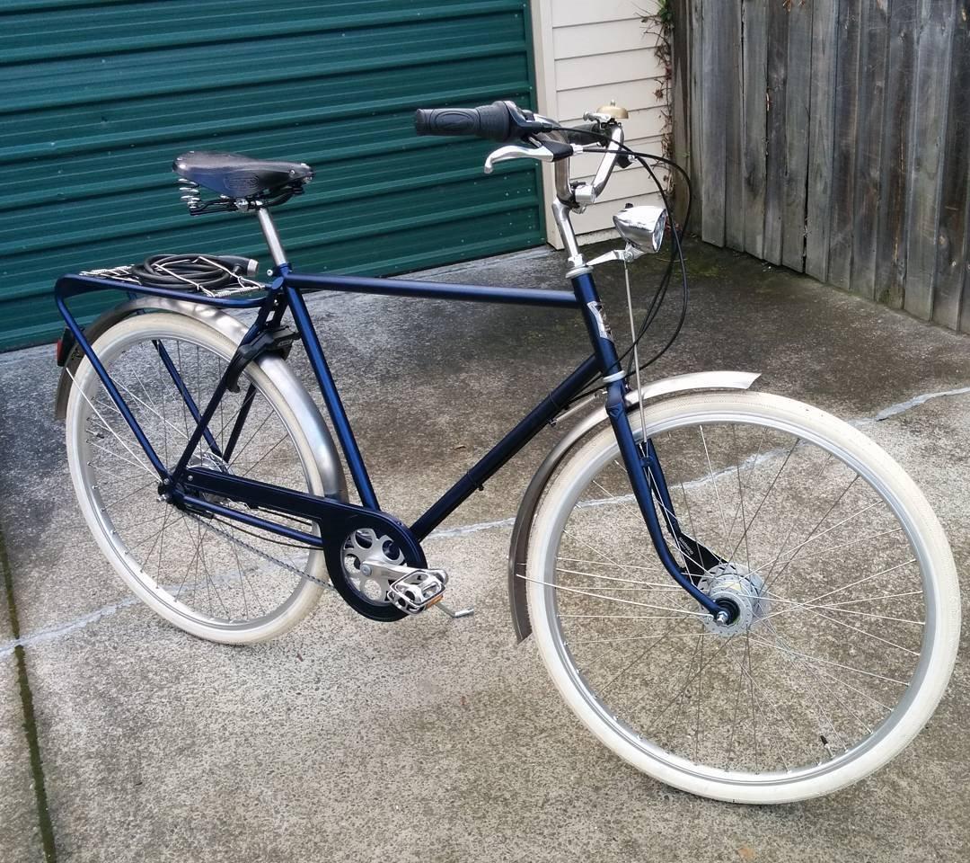 The Pilen Lyx bike