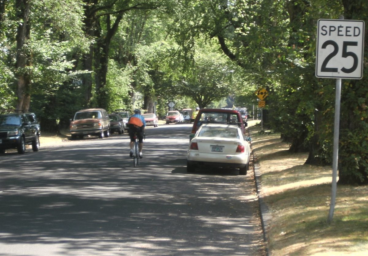 Flashback: Portland Neighbourhood Greenways