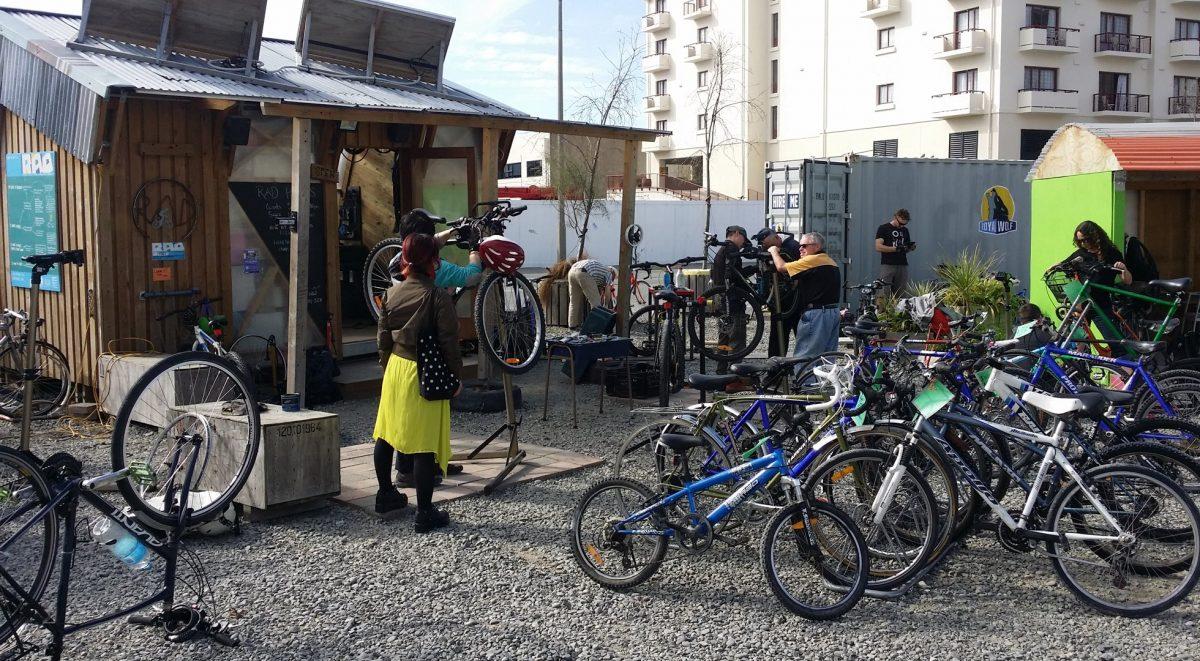 Biking Activities for July 2018