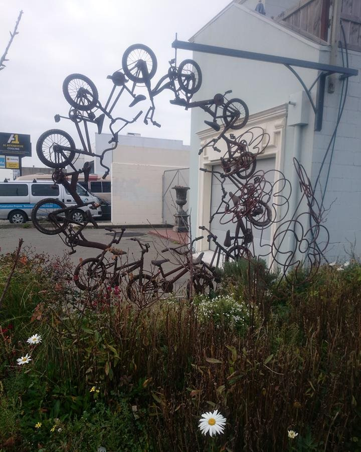 Guest Post: Just another day on a bike in Christchurch…