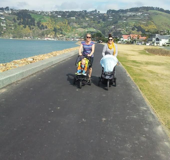 Some advance checking out of the new Coastal Pathway section
