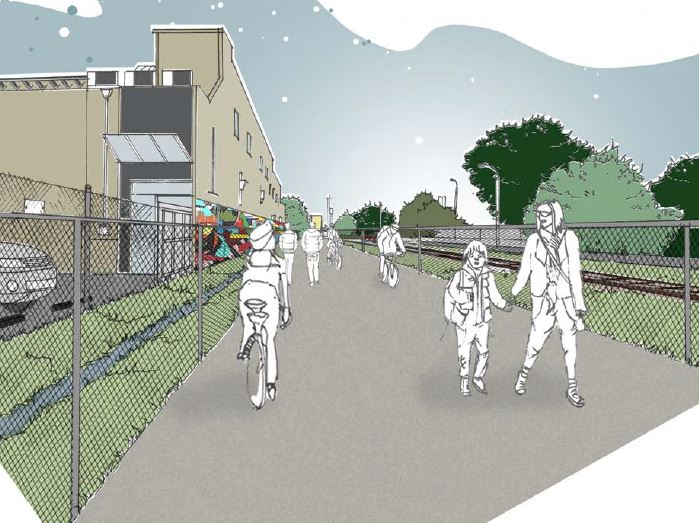 Northern Line Cycleway consultation