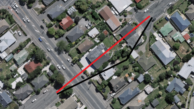 What price for a cycleway?