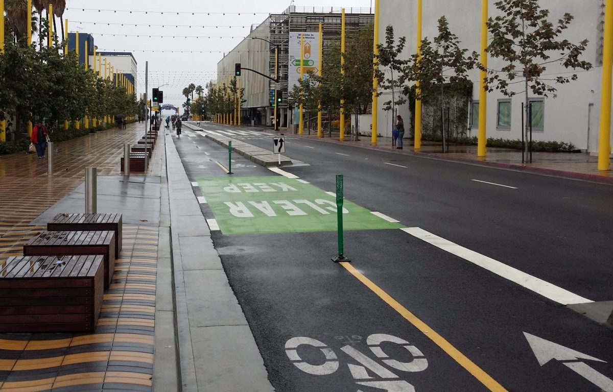 Photo of the Day: Santa Monica Bikeway