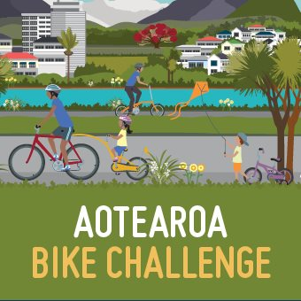 Feb 2019 – Time for Aotearoa Bike Challenge again!