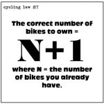 "Are you a ""one bike"" or ""multi bike"" person?"