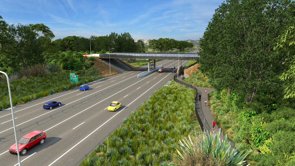Have your Say – Northern Arterial Extension and Cranford Street Upgrade