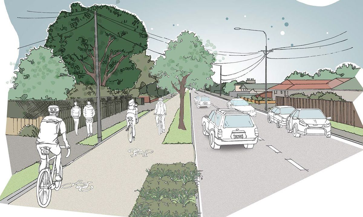Nor'West Arc Cycleway now due for consultation