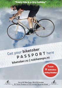 Biketober Passport