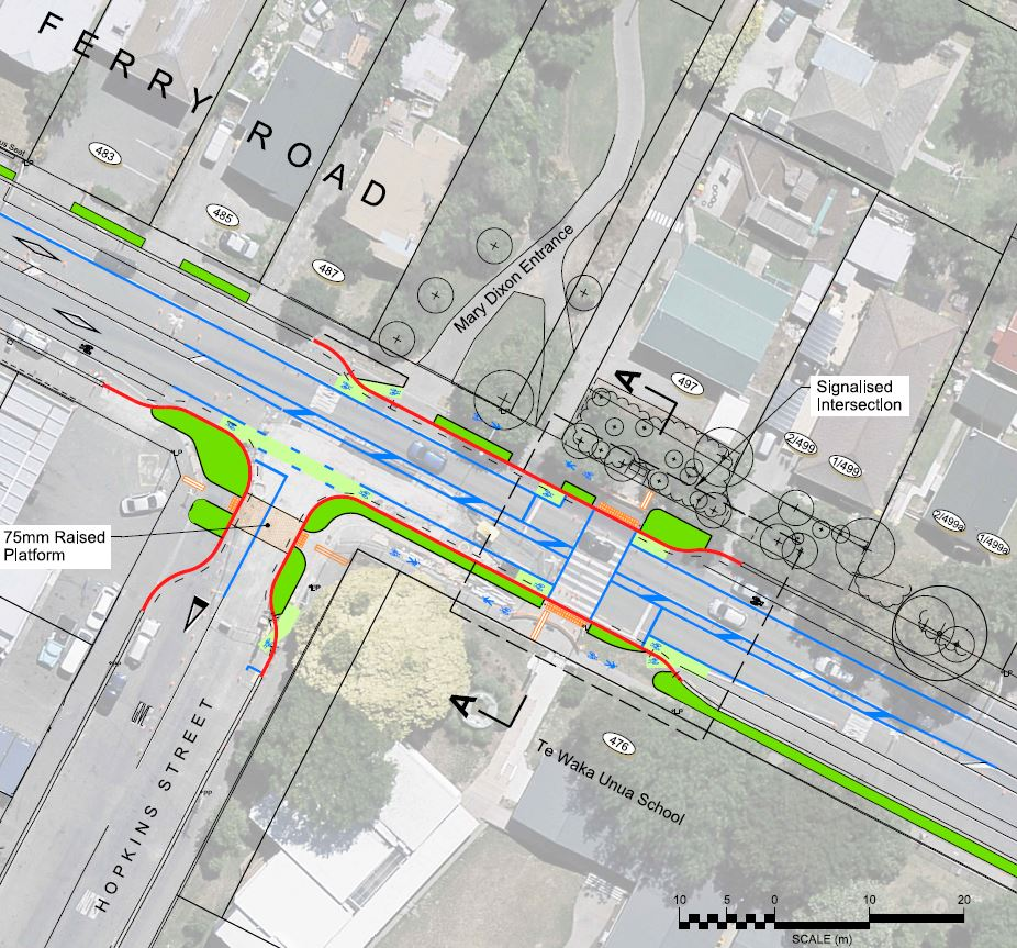 Interesting Chch Cycle-Friendly Consultations