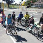 Biking Activities for November 2017