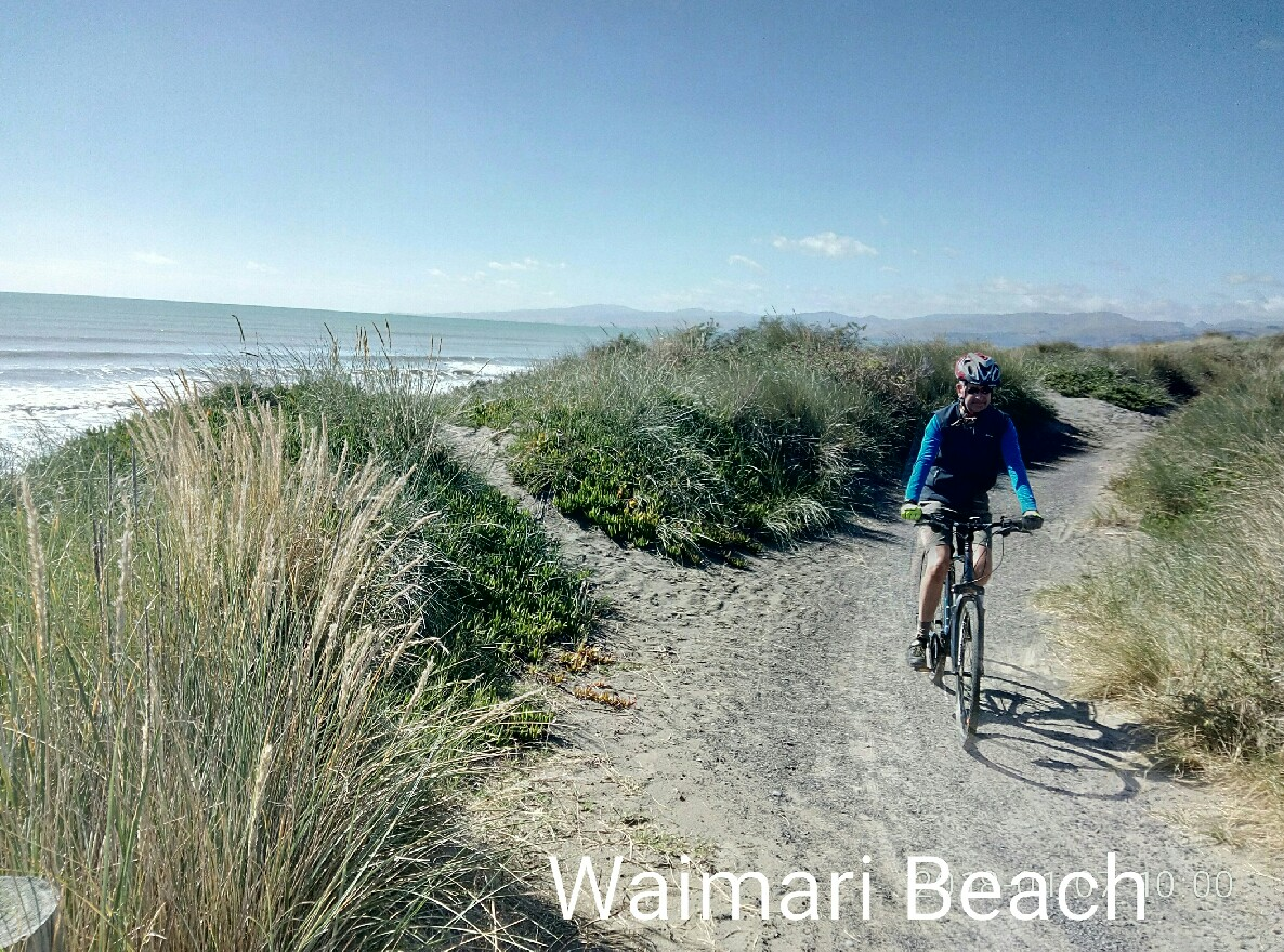 Guest Post: Biking to the Boundary – Waimakariri River Regional Park, Pt.2