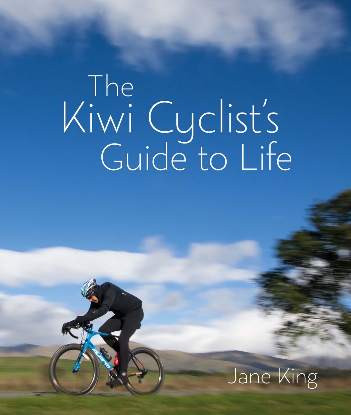 Book Review: The Kiwi Cyclist's Guide to Life