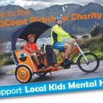 Rickshaw Charity Ride