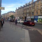 Guest Post: Cycling in Edinburgh