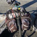 Carrying stuff by bike